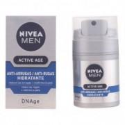 Anti-Wrinkle Cream Men Active Age Nivea - Kapacitet: 50 ml