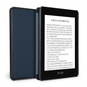 Husa DuxDucis Domo Amazon Kindle Paperwhite IV/4 (2018/2019) Blue