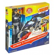 Justice League Action Batman si vehicul Batjet FBR10