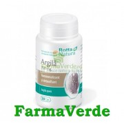 Argila 700 mg 30 Capsule Rotta Natura