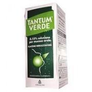 Angelini Spa Tantum Verde 0,15% Soluzione Per Mucosa Orale Flacone Nebulizzatore 30 Ml