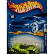 #2001-177 Dodge Viper RT/10 Collectible Collector Car Mattel Hot Wheels 1:64 Scale
