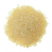 Homyl Velas de Cera de Abejas Amarillas Pellets Grano Orgánico Lápiz Labial Puro Bálsamo Crema Bricolaje 1000g