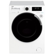 Masina de spalat rufe Beko WTV8744XWAT, 8 kg, 16 programe, 1400 rpm, A+++-10%, Optisense®, 60 cm, LCD, Alb