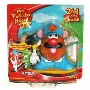 Mr Potato Head Pals 2-in-1 Sport Spuds Soccer Player/Skateboarder
