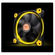 Thermaltake Riing 12 High Static Pressure LED Radiator Fan Yellow