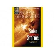NATIONAL GEOGRAPHIC (USA) tellimus (6 kuud)