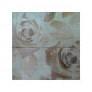Pločica Dekor Desert Rose Ivory set - 2 20x50