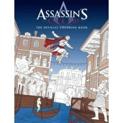 Assassin's Creed: The Official Coloring Book, Paperback