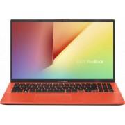 Ultrabook ASUS VivoBook 15 X512 Intel Core (8th Gen) i5-8265U 512GB SSD 8GB GeForce MX230 2GB FullHD Tast. ilum. FPR Coral