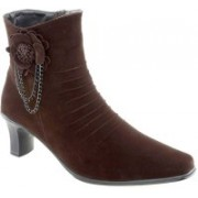 Ala Mode Boots For Women(Multicolor)