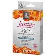Farmona JANTAR kuracja na gorąco z wyciągiem z bursztynu do włosów suchych i łamliwych 17ML + 15ML + 5ML