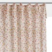 La Redoute Interieurs Cortinado em voile de algodão com laços, BertilleEstampado- 180 x 135 cm