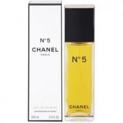 Chanel No.5 Eau de Toilette para mulheres 100 ml