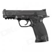 Tokyo marui P9 militar pistola GBB-negro