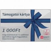 Értékes forintok: +1 szállítás ajándékba egy fogyatékos vásárlónak (1000 Ft)