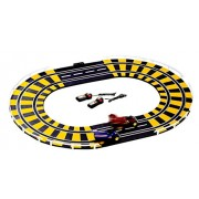Planet of Toys High Performance Electronic Road Racing Track Set with Independent Control