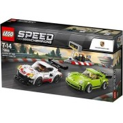 Lego speed champions porsche 911 rsr e 911 turbo 3.0
