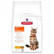 Pack ahorro Hill's Science Plan Feline pienso para gatos - Mature Adult 7+ Hairball Control con pollo - 2 x 1,5 kg