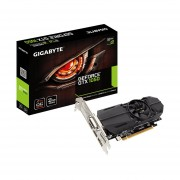 Tarjeta Vídeo Nvidia Gigabyte GTX 1050 OC Low Profile 2G GeForce 2GB GDDR5 (GV-N1050OC-2GL)-Negro