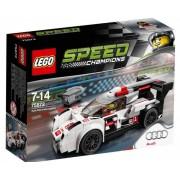 Lego Klocki konstrukcyjne Speed Champions Audi R18 quattro 75872