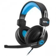 Геймърски слушалки Sharkoon RUSH ER2 Blue, 13667
