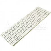 Tastatura Laptop Fujitsu Siemens LifeBook NH751 alba + CADOU