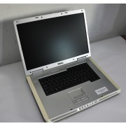 "Laptop Dell Inspiron 9300 17"" Pentium M 1.86 GHz 2GB DDR2 80GB DVD-RW"