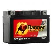 Banner YT4L-BS Bike Bull AGM motorkerékpár akkumulátor - 50314