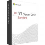 Microsoft SQL Server 2012 Standard 1 User CAL