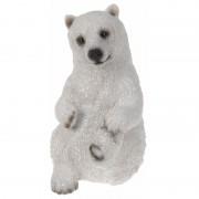 Geen IJsbeer beeldje 15 cm type 1 - Action products