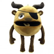 The Puppet Company Baby Monsters Brown Monster Hand Puppet