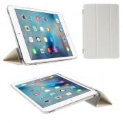 Mat trifold doorzichtige iPad mini 4 hardcase met cover hoes smartcase