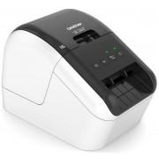 Brother Etikettendrucker »QL-800 Etikettendrucker«, Schwarz-Weiß