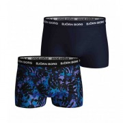 Bjorn Borg Boxershort 2-Pack Scot Leaf - Size: Small