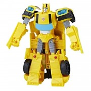 Hasbro transformer Cyberverse Bumblebee geel 17 cm