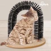 Massageställning Till Katt