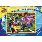 PUZZLE GO MICKEY 100 PIESE Ravensburger