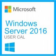 Microsoft Windows Server 2016 User Cal 20 Utilisateurs
