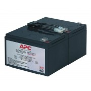 APC RBC6 batería recargable Sealed Lead Acid (VRLA)