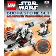 Dorling Kindersley LEGO® Star Wars™ Buch & Steine-Set Galaktische Verfolgungsjagd