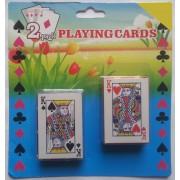 Carti de joc mini