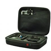 Geanta pentru transport impermeabila, medie pentru GoPro (Negru)