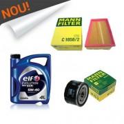 Pachet Revizie Dacia/Renault/Duster 1.6 16V (filtre+ulei)