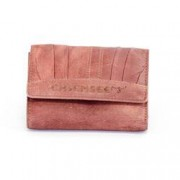 Chiemsee Shabby Chic Tap Wallet Cognac