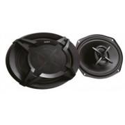 Difuzoare Auto Coaxiale Sony XSGT6938, 24 cm, 3 cai, 50W RMS