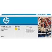 Toner HP CE742A Galben Color LaserJet 7300 pag