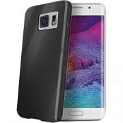 Husa Capac spate Negru SAMSUNG Galaxy S6 Edge Celly