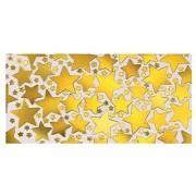 Amscan Metallic Star Gold colored Confetti in 2 1/2 Ounces