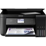 Epson EcoTank ET-3700 Multifunctionele inkjetprinter Printen, Scannen, Kopiëren LAN, WiFi, Duplex, Inktbijvulsysteem